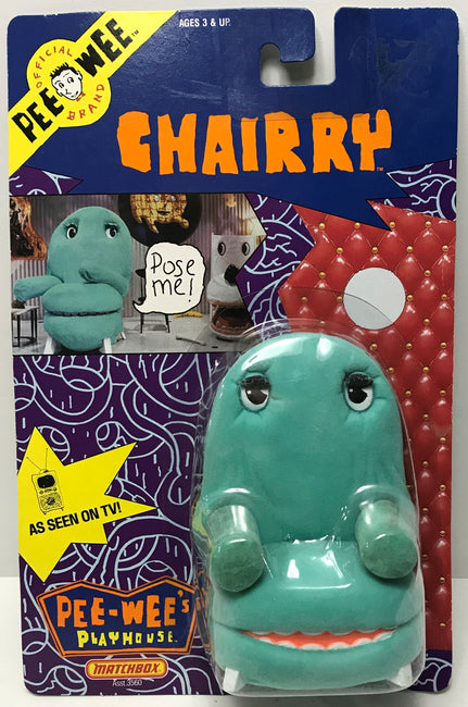 TAS040896 - 1988 Matchbox Herman Toys Pee-Wee's Playhouse - Chairry