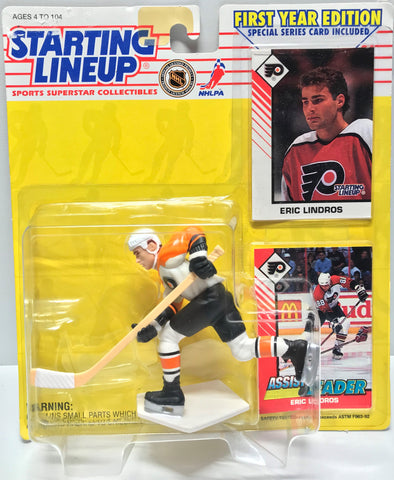 TAS019015 - 1993 Kenner Starting Lineup NHL - Eric Lindros