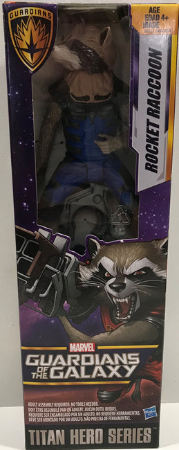 TAS039981 - 2016 Hasbro Marvel Guardians Of The Galaxy - Rocket Raccoon