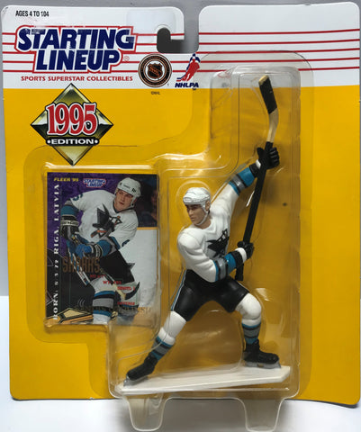 TAS019019 - 1995 Kenner Starting Lineup NHL - Sandis Ozolinsh
