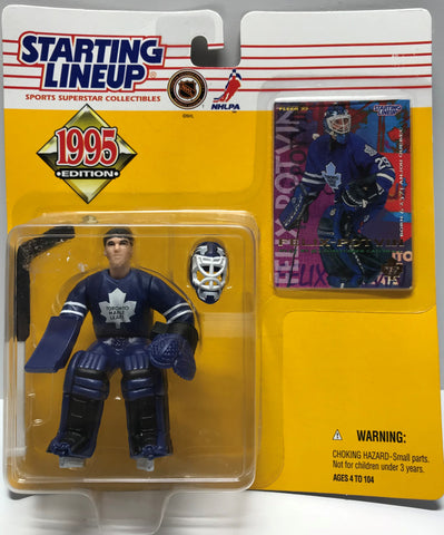 TAS019021 - 1995 Kenner Starting Lineup NHL - Felix Potvin