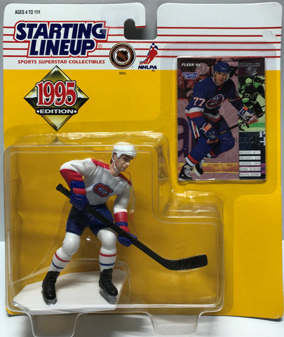 TAS019022 - 1995 Kenner Starting Lineup NHL - Pierre Turgeon