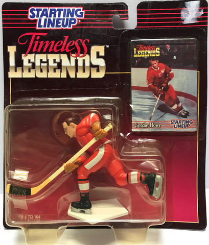 TAS019023 - 1995 Kenner Starting Lineup NHL - Gordie Howe