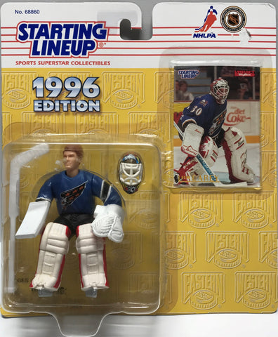 TAS019028 - 1996 Kenner Starting Lineup NHL - Jim Carey