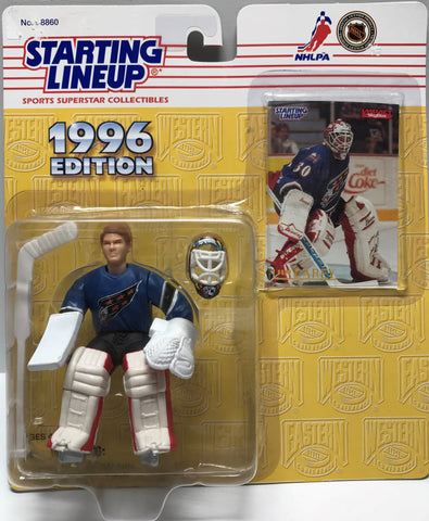 TAS019029 - 1996 Kenner Starting Lineup NHL - Jim Carey