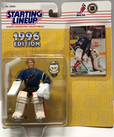 TAS019030 - 1996 Kenner Starting Lineup NHL - Jim Carey