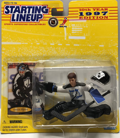 TAS019032 - 1997 Kenner Starting Lineup NHL - Daren Puppa