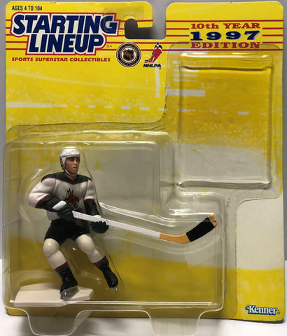 TAS019034 - 1997 Kenner Starting Lineup NHL - Keith Tkachuk