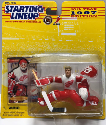 TAS019037 - 1997 Kenner Starting Lineup NHL - Chris Osgood