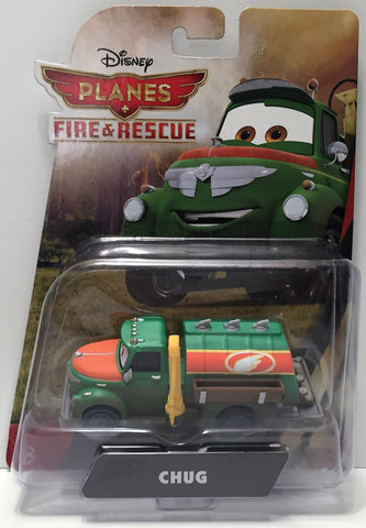(TAS034464) - 2014 Mattel Disney Planes Fire & Rescue Action Figure - Chug, , Action Figure, Disney, The Angry Spider Vintage Toys & Collectibles Store  - 1