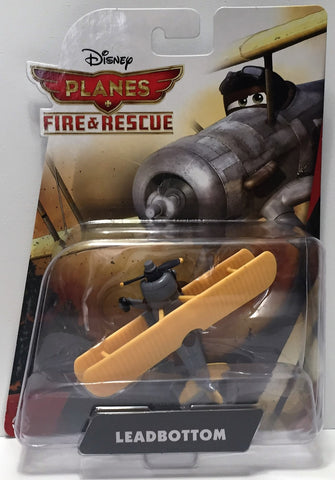 (TAS034469) - 2014 Mattel Disney Planes Fire & Rescue Action Figure - Leadbottom, , Action Figure, Disney, The Angry Spider Vintage Toys & Collectibles Store  - 1