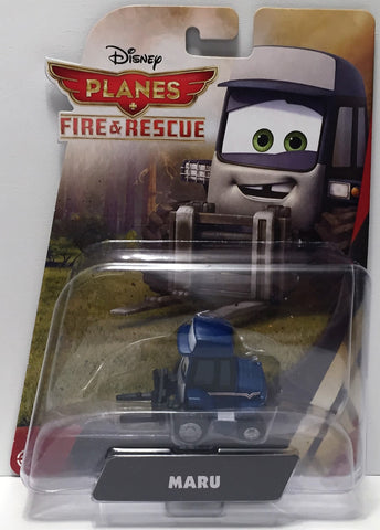 (TAS034470) - 2014 Mattel Disney Planes Fire & Rescue Action Figure - Maru, , Action Figure, Disney, The Angry Spider Vintage Toys & Collectibles Store  - 1