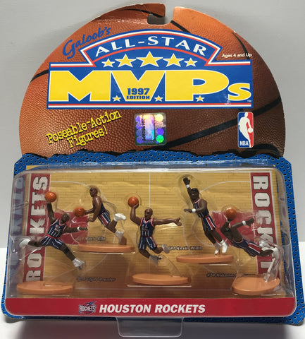 TAS024012 - 1997 Galoob NBA All-Star M.V.P.s - Houston Rockets