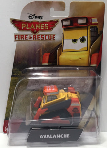 (TAS034472) - 2014 Mattel Disney Planes Fire & Rescue Action Figure - Avalanche, , Action Figure, Disney, The Angry Spider Vintage Toys & Collectibles Store  - 1