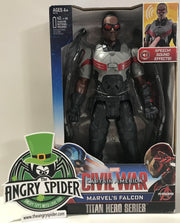 TAS040560 - 2015 Hasbro Marvel Captain America Civil War - Falcon