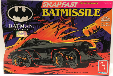 TAS026004 - 1992 ERTL Batman Returns SnapFast Batmissile