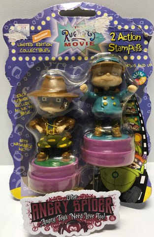 TAS026009- 1998 Viacom The Rugrats Movie 2 Action Stampers