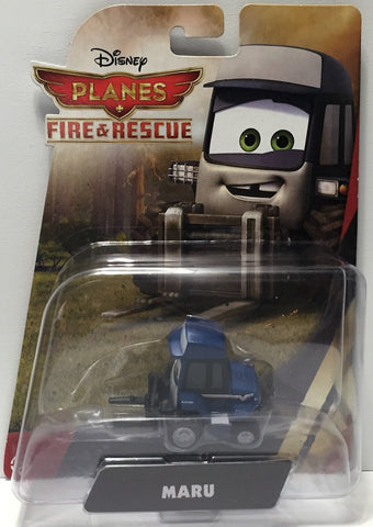 (TAS034444) - 2014 Mattel Disney Planes Fire & Rescue Action Figure - Maru, , Action Figure, Disney, The Angry Spider Vintage Toys & Collectibles Store  - 1