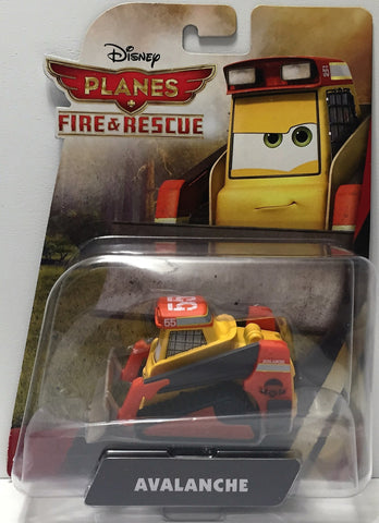 (TAS034446) - 2014 Mattel Disney Planes Fire & Rescue Action Figure - Avalanche, , Action Figure, Disney, The Angry Spider Vintage Toys & Collectibles Store  - 1