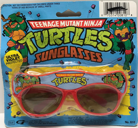 TAS028012 - 1988 Henry Gordy Teenage Mutant Ninja Turtles Sunglasses