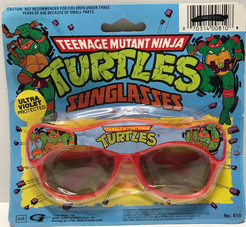 TAS028014 - 1988 Henry Gordy Teenage Mutant Ninja Turtles Sunglasses
