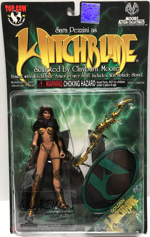 TAS028015 - 1998 Moore Collectibles Sara Pezzini as WitchBlade