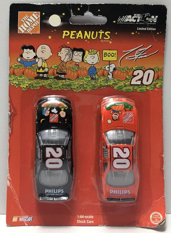 (TAS034310) - Peanuts NASCAR The Home Depot Racing - Peanuts - Tony Stewart #20, , Trucks & Cars, NASCAR, The Angry Spider Vintage Toys & Collectibles Store  - 1