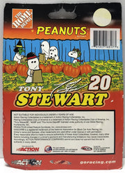 (TAS034310) - Peanuts NASCAR The Home Depot Racing - Peanuts - Tony Stewart #20, , Trucks & Cars, NASCAR, The Angry Spider Vintage Toys & Collectibles Store  - 2