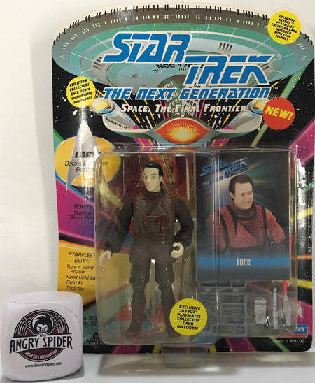 TAS040930 - 1993 Playmates Toys Star Trek The Next Generation - Lore
