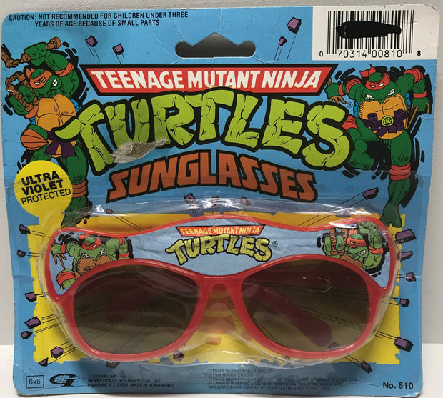 TAS037781 - 1988 Mirage Studios Teenage Mutant Ninja Turtles Sunglasses