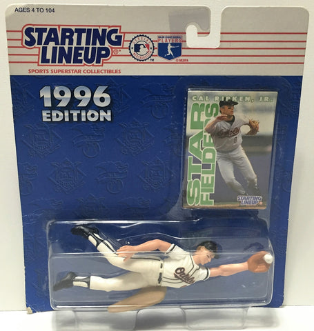 (TAS034343) - 1996 Tonka Starting Lineup Superstar Collectibles - Cal Ripken Jr, , Action Figure, MLB, The Angry Spider Vintage Toys & Collectibles Store  - 1