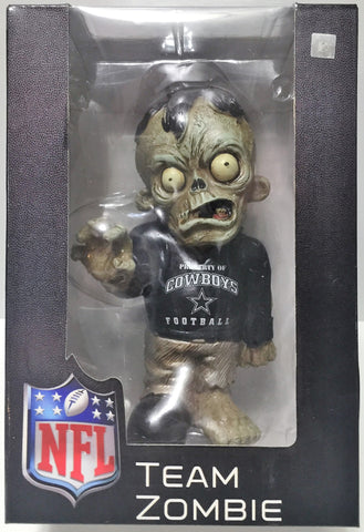 (TAS034351) - Forever Collectibles NFL Football Team Zombie Figure - Cowboys, , Action Figure, NFL, The Angry Spider Vintage Toys & Collectibles Store  - 1