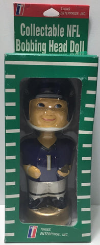 (TAS034357) - Twin Enterprise Collectible NFL Football Bobbing Head Doll Ravens, , Bobblehead, NFL, The Angry Spider Vintage Toys & Collectibles Store  - 1