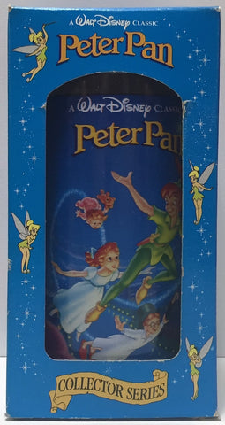 (TAS034361) - 1994 Disney Coke Classic Collectible Series Glass - Peter Pan, , Drinkware, Disney, The Angry Spider Vintage Toys & Collectibles Store  - 1