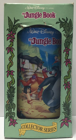(TAS034363) - 1994 Disney Coke Classic Collectible Series Glass - Jungle Book, , Drinkware, Disney, The Angry Spider Vintage Toys & Collectibles Store  - 1