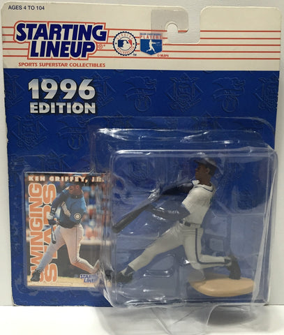 (TAS034428) - 1995 Kenner Starting Lineup Superstar Action Figure Ken Griffey Jr, , Action Figure, MLB, The Angry Spider Vintage Toys & Collectibles Store  - 1