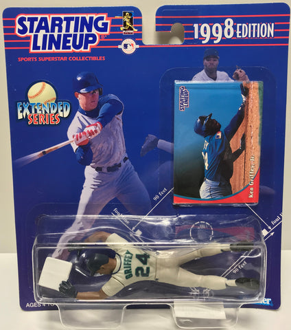 TAS011231 - 1997 Kenner Starting Lineup MLB Ken Griffey, Jr.