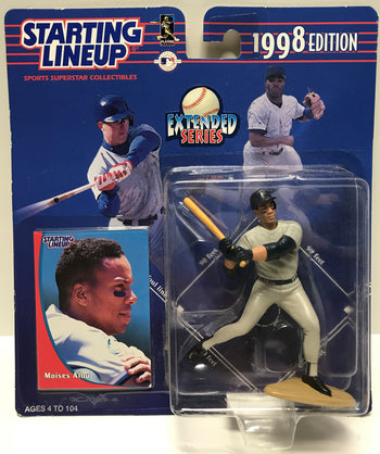 TAS011237 - 1997 Kenner Starting Lineup MLB Moises Alou