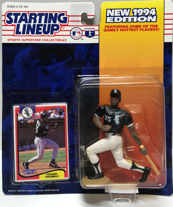TAS011240 - 1993 Kenner Starting Lineup MLB Frank Thomas
