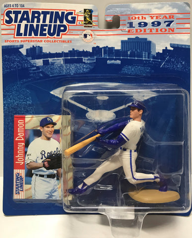 TAS037688 - 1996 Hasbro Starting Lineup MLB Johnny Damon