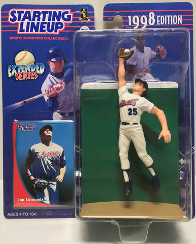 TAS037690 - 1997 Hasbro Starting Lineup MLB Jim Edmonds