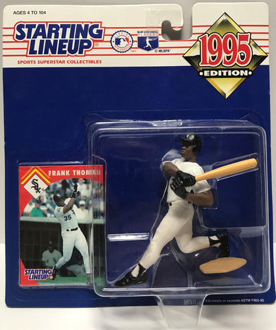 TAS037691 - 1995 Hasbro Starting Lineup MLB Frank Thomas