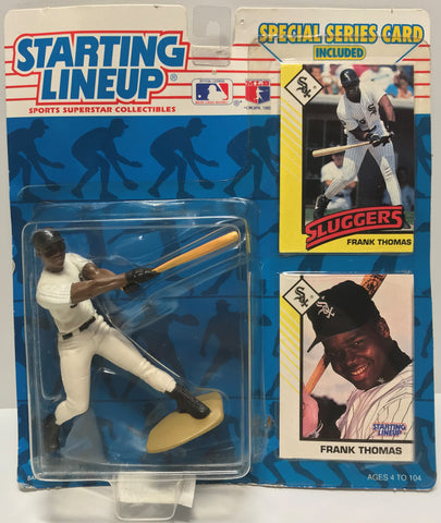 TAS037692 - 1993 Kenner Starting Lineup MLB Frank Thomas