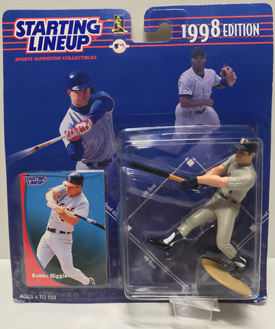 TAS011333 - 1997 Kenner Starting Lineup MLB Robby Higginson