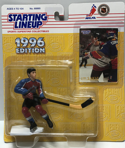 TAS009823 - 1996 Kenner Starting Lineup NHL Joe Sakic