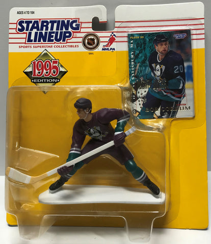 TAS009825 - 1995 Kenner Starting Lineup NHL Bob Corkum