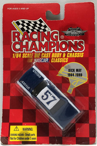 (TAS034257) - 1997 Racing Champions NASCAR Vintage Die-Cast Car - Dick May, , Trucks & Cars, NASCAR, The Angry Spider Vintage Toys & Collectibles Store  - 1