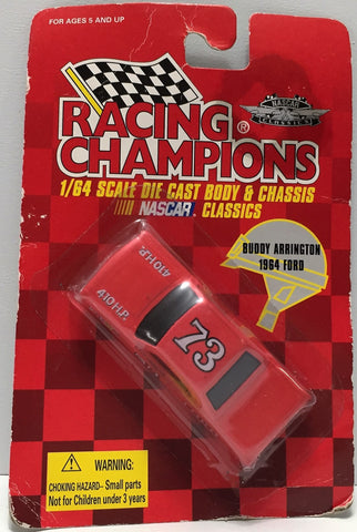 (TAS034256) - 1997 Racing Champions NASCAR Die-Cast Car - Buddy Arrington, , Trucks & Cars, NASCAR, The Angry Spider Vintage Toys & Collectibles Store  - 1
