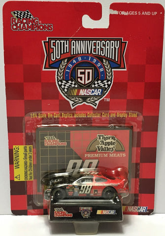 (TAS034300) - 1998 Racing Champions NASCAR 50th Anniversary - Thorn Apple Valley, , Trucks & Cars, NASCAR, The Angry Spider Vintage Toys & Collectibles Store  - 1