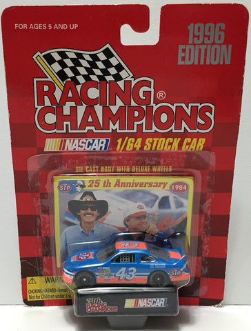 (TAS035110) - 1996 Racing Champions 1/64 Stock Car - Richard Petty (1984), , Trucks & Cars, NASCAR, The Angry Spider Vintage Toys & Collectibles Store  - 1